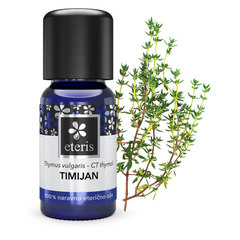 Eterično olje Timijana Eteris (10 ml)