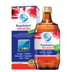 Regulatpro Metabolic, kaskadno fermentiran koncentrat z dodanimi minerali in vitamini (350 ml)