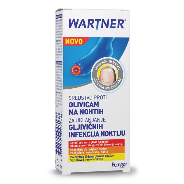 Wartner, gel proti glivicam (7 ml)