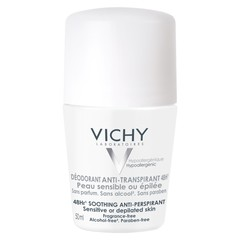Vichy deodorant antitranspirant 48h, roll-on