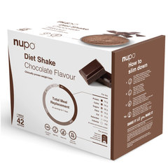 Nupo Dietni Shake Value Pack - kakav (42 x 32g)
