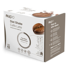 Nupo Dietni Shake Value Pack - bela kava (42 x 32g)