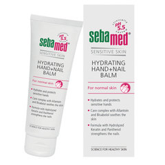 Sebamed, balzam za roke in nohte (75 ml)