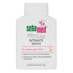 Sebamed Feminine, gel za umivanje intimnih predelov - pH 3.8 (200 ml)
