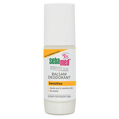 Sebamed, balzam deodorant roll-on za občutljivo kožo (50 ml)