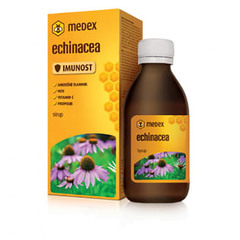 Medex Echinacea, sirup (140 ml)