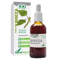Soria Natural Breza XXI, kapljice (50 ml)