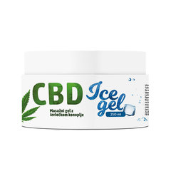 CBD Ice Gel My Nuti, gel (250 ml)