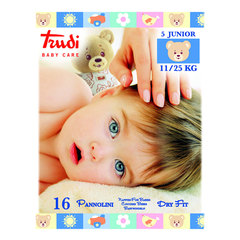 Trudi Baby Care Junior (11-25 kg), 16 plenic