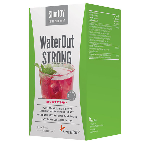 SlimJoy WaterOut Strong Sensilab, 10 vrečic