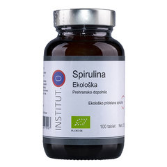 Spirulina Institut.O, 100 tablet