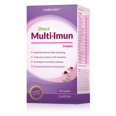 Direct Multi-Imun Complex Medicinalis+, 60 tablet