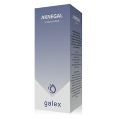 Aknegal Galex, krema (50 ml)