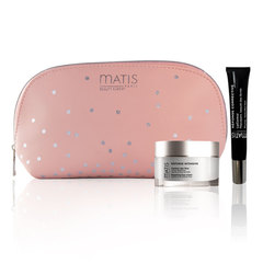 Matis Eyes & Lips Pouch, set za oči in usta (20 ml + 10 ml)