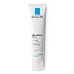 LRP Effaclar Duo + Unifant, korektivna obarvana nega - medium (40 ml)