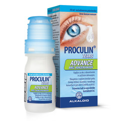 Proculin Tears Advance, kapljice za oči (10 ml)