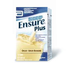 Ensure Plus, banana