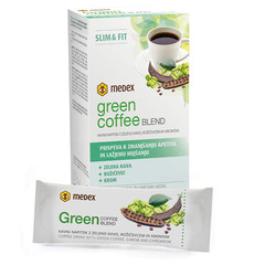 Medex Green Coffe Blend, vrečke (10 x 6 g)