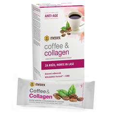 Medex Caffe & Collagen, vrečke (10 x 6 g)