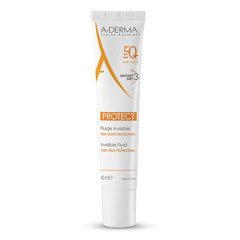 A-Derma Protect, nevidni fluid ZF50+ (40 ml)