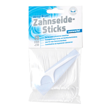 Denta-Brush, zobna nitka z držalom