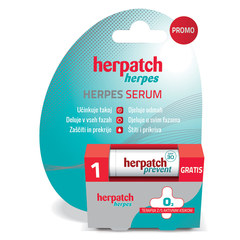 Herpatch Herpes, paket (5 ml + 4,8 g)