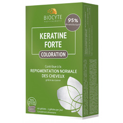 Biocyte Keratin Forte Coloration, kapsule (60 kapsul)