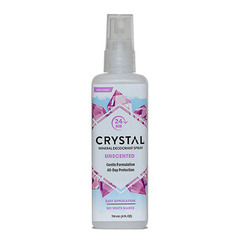 Crystal Body Deodorant, sprej (118 ml)