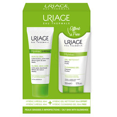 Uriage Hyseac 3-Regular, set (40 ml + 50 ml)