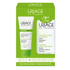 Uriage Hyseac Mat, set (40 ml + 100 ml)