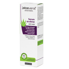 Aloe Vera X2, Anti-age serum za obraz (30 ml)