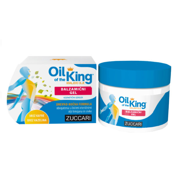 Oil of the King - Kraljevo olje, balzamični gel (50 ml)