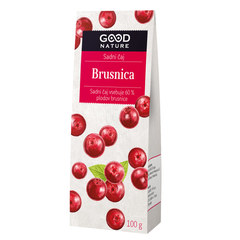 Sadni čaj Brusnica, Good Nature (100 g)