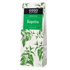 Zeliščni čaj Kopriva, Good Nature (30 g)