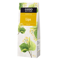 Zeliščni čaj Lipa, Good Nature (40 g)