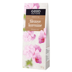 Zeliščni čaj Slezove korenine, Good Nature (50 g)