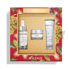 Caudalie Vinoperfect, darilni set (30 ml + 15 ml + 30 ml)