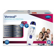 Veroval Duo Scan 2in1, termometer