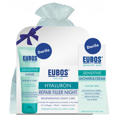 Eubos Anti-Age Hyaluron repair Filler Night, nočna krema (50 ml)