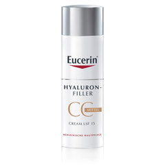 Eucerin Hyaluron-Filler, CC krema - medium (50 ml)