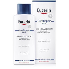 Eucerin UreaRepair plus 10%, losjon za telo - 250 ml