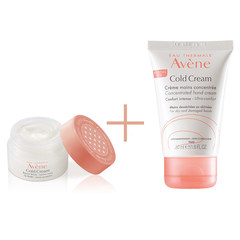 Avene Cold Cream, paket (10 g + 50 ml)