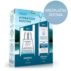 Vichy Hydratation Routine, paket (30 ml+ 30 ml)