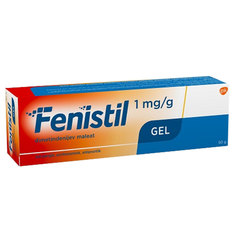 Fenistil 1 mg/g, gel (50 g)