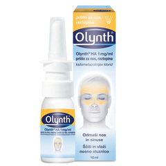 Olynth HA 1 mg/ml, pršilo za nos (10 ml)