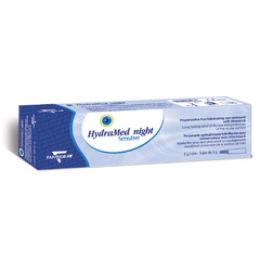 Hydramed Night Sensitive, mazilo za oči (5 g)