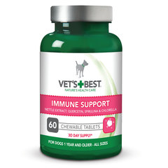 Vet's Best Immune Support, tablete za pse (60 tablet)