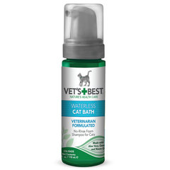 Vet's Best Waterless, suhi šampon za mačke (150 ml)
