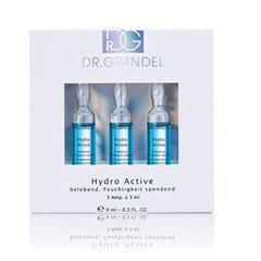 Dr. Grandel HA Hydro Active, ampule (3 x 3 ml)