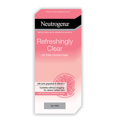 Neutrogena Refreshingly Clear, krema za obraz (50 ml)